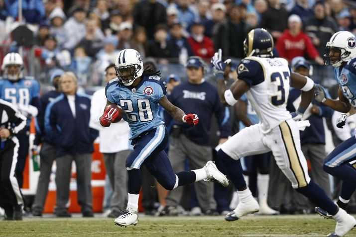 Chris Johnson (#28)