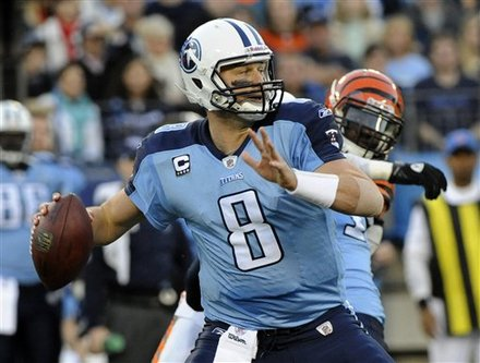 2012 NFL Week Seven Preivew — Tennessee vs Buffalo