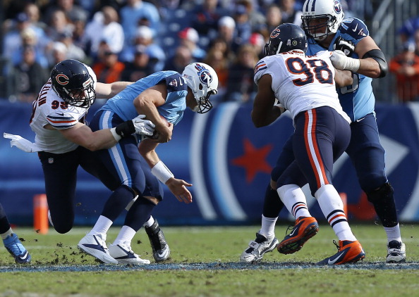 Titans Torn Apart in 51-20 Loss at Home to Bears