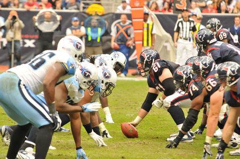 Houston Texans vs Tennesse Titans