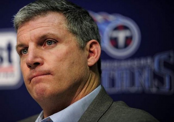 Stunner: Titans Fire Head Coach Mike Munchak