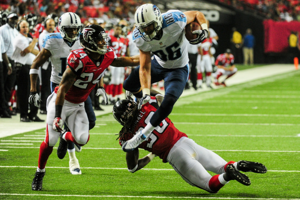 Tennessee Titans v Atlanta Falcons