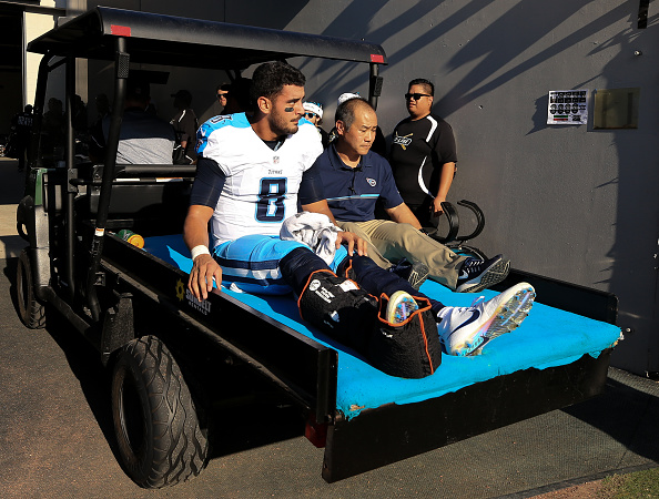 Titans QB Marcus Mariota to Have Surgery on Wednesday
