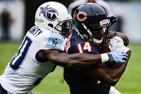 Titans CB Jason McCourty Confirms He's Been Released by Tennessee