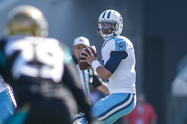 Titans QB Marcus Mariota Feels He'll Be Full Speed in 2-3 Weeks