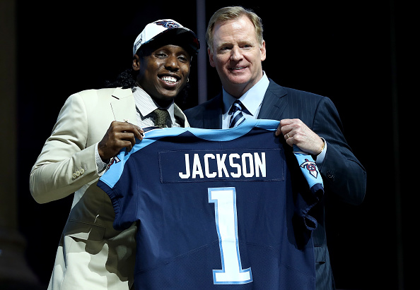 Adoree' Jackson the Titans Second First Round Pick; Going 18th Overall in Thursday's Draft