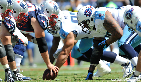 Titans 2018 Opponents Set Following Sunday's Game Against the Rams
